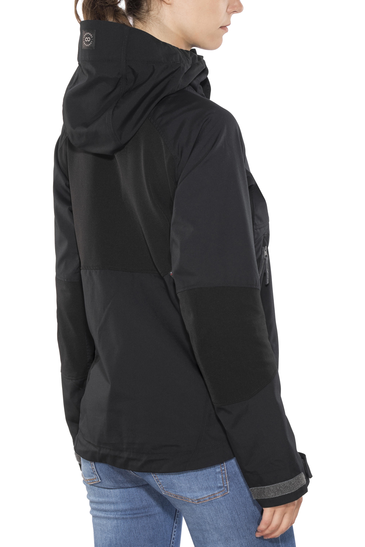 Treffen Spitzenstil Infos für Lundhags Makke Jacket Women black